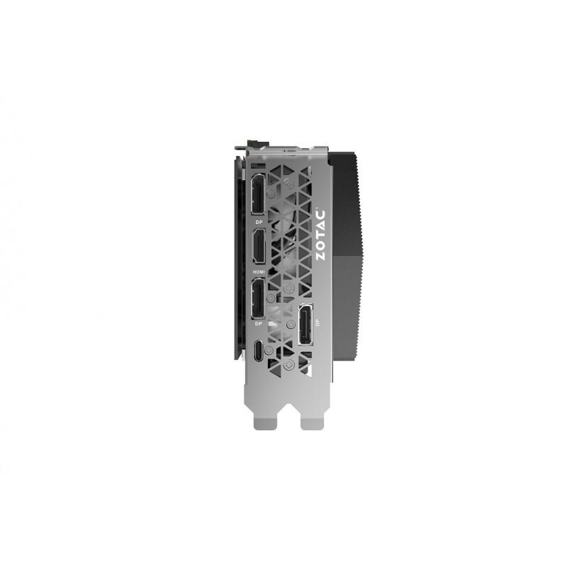 GeForce@ RTX2070 AMP Extreme 8GB (ZT-T20700B-10P)